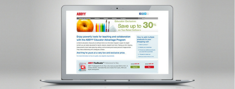 abbyy-software-discounts-students