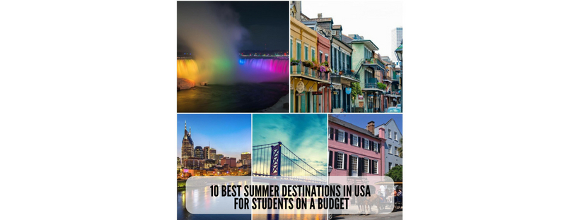 best-summer-destinations-in-us-for-students-on-a-budget