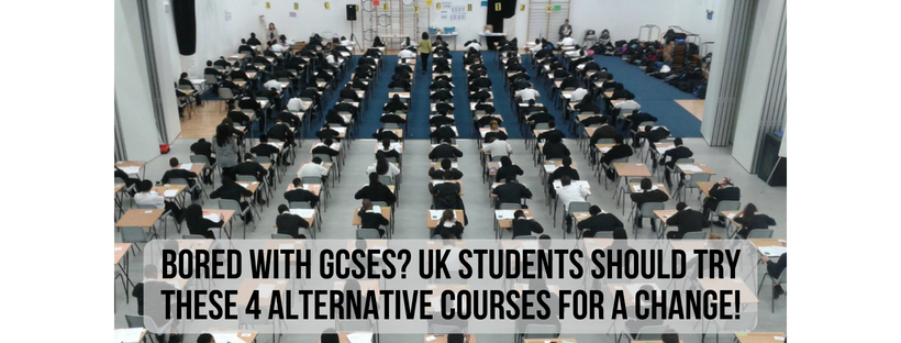 bored-with-gcse-alternative-courses-for-uk-students