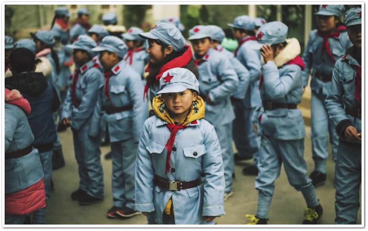 beichuan-county-school-uniform-china