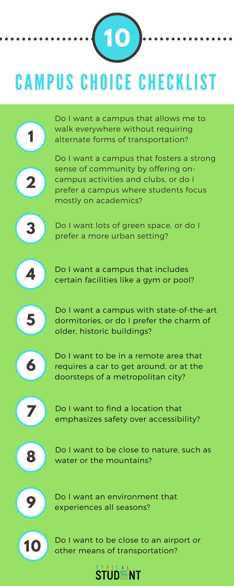 campus-choice-checklist