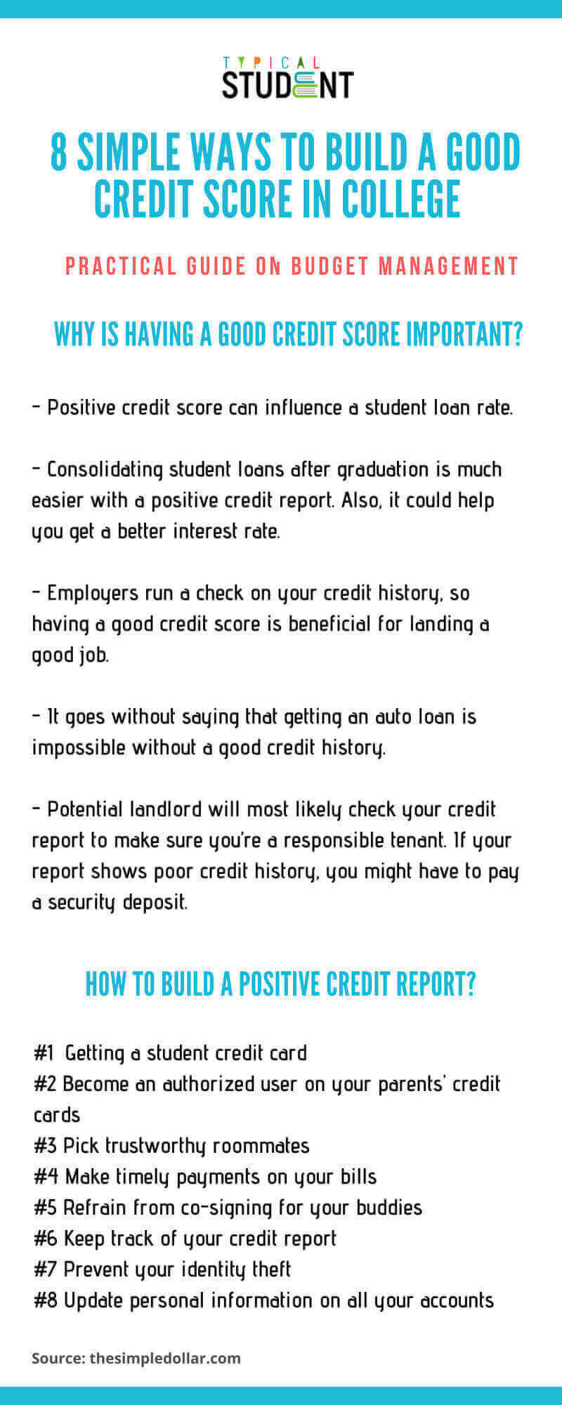simple-ways-to-establish-good-credit-score-in-college