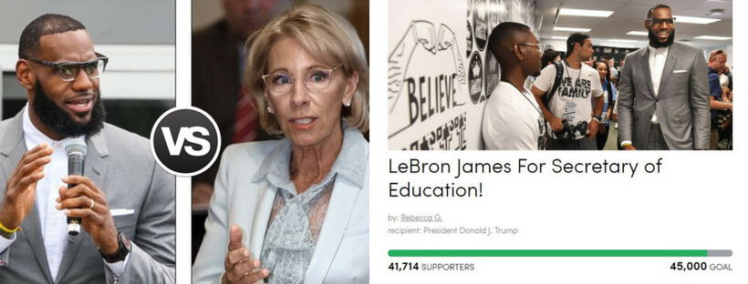 cover-lebron-james-betsy-devos-petition