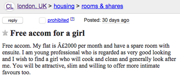 Free sex ads uk