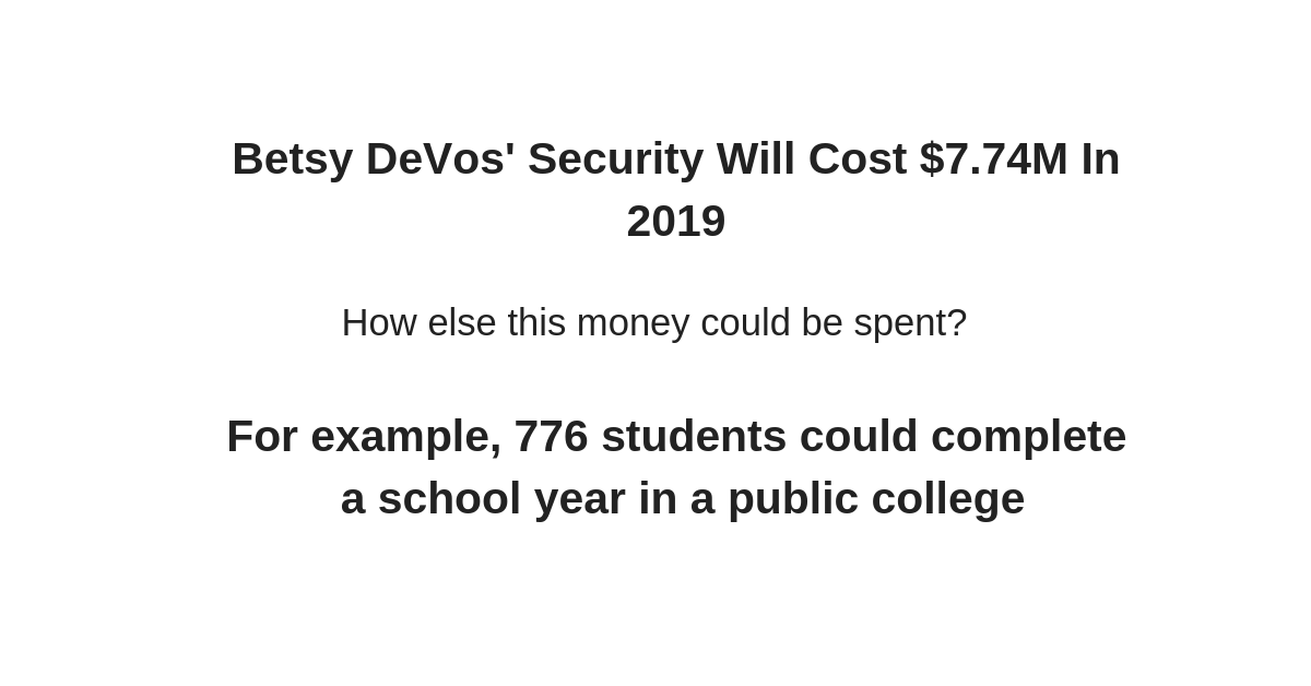 betsy-devos-security-cost-2019