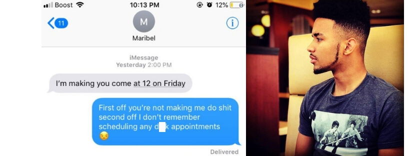 Chicago Grad Sends Rude Text To Unknown Sender Who Turns Out His Boss