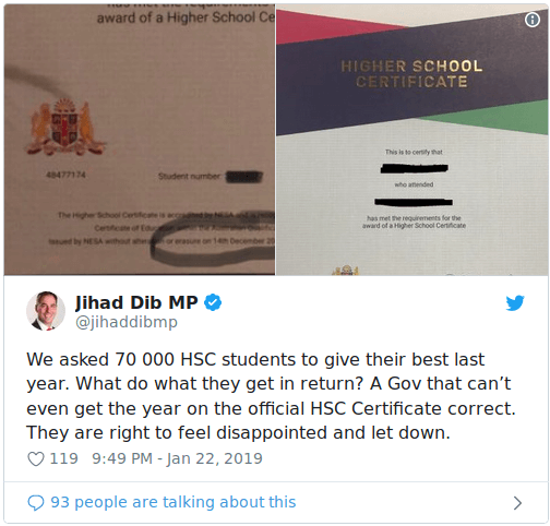 hsc-certificate-typo