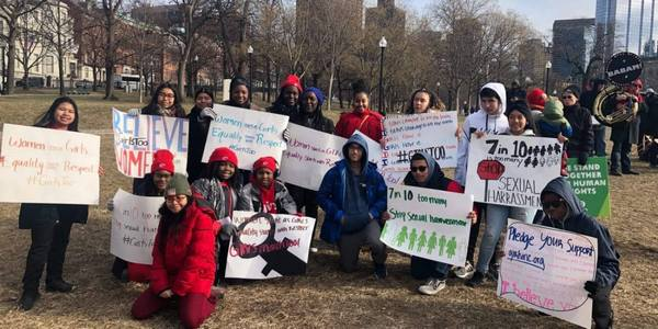 lynn-university-students-womens-march-boston