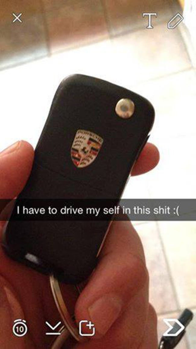 8 ANNOYING Rich Kids\u0027 Snapchat Stories To Ruin Your Day