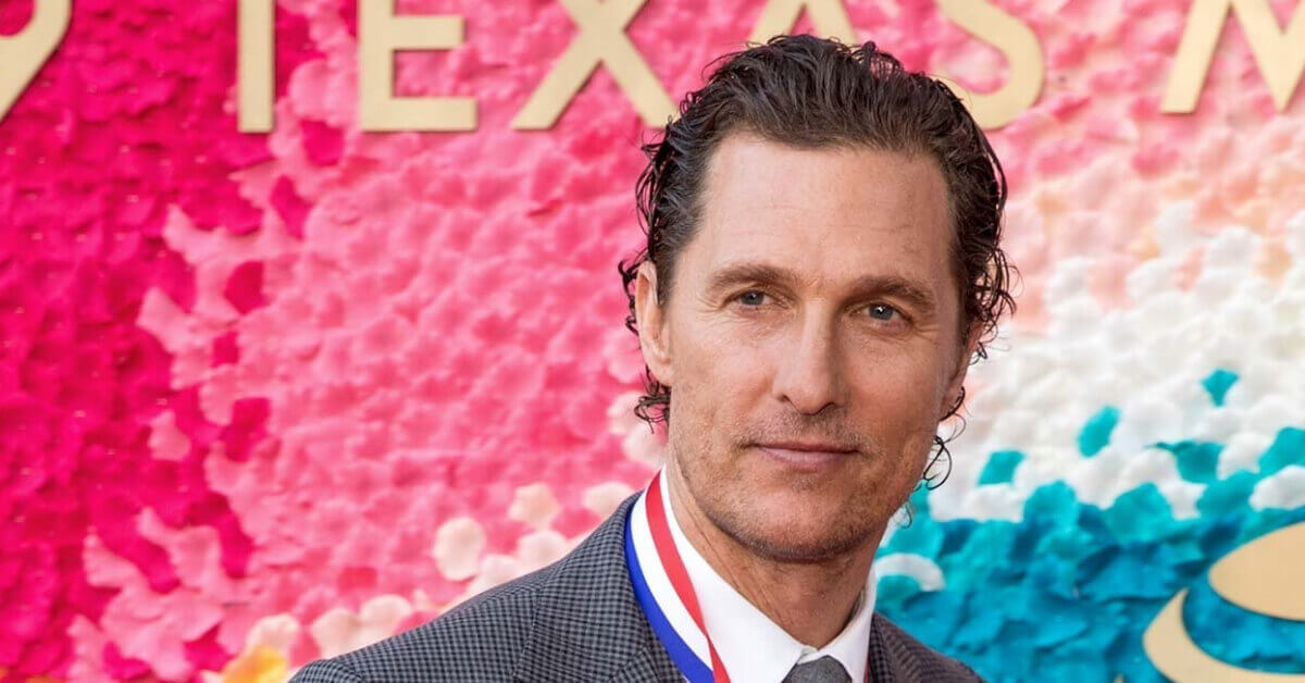 Actor Matthew McConaughey Will Join University Of Texas As ...