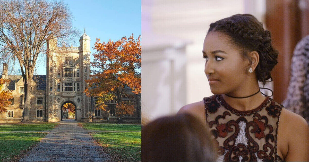 imagen-sasha-obama-universidad-de-michigan